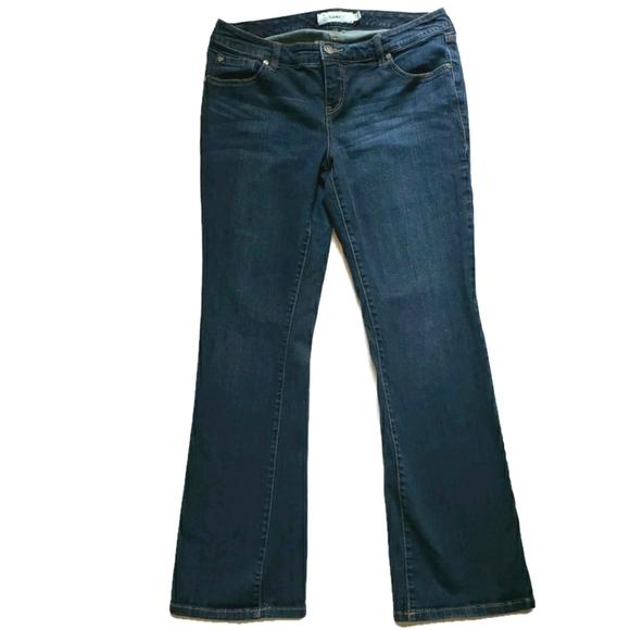 Torrid bootcut jeans size 12
